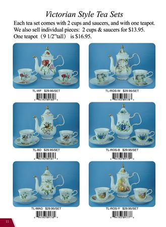 Picture for category Porcelain Tea Sets
