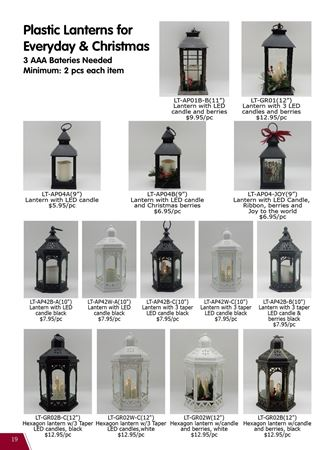 Picture for category Christmas Lanterns